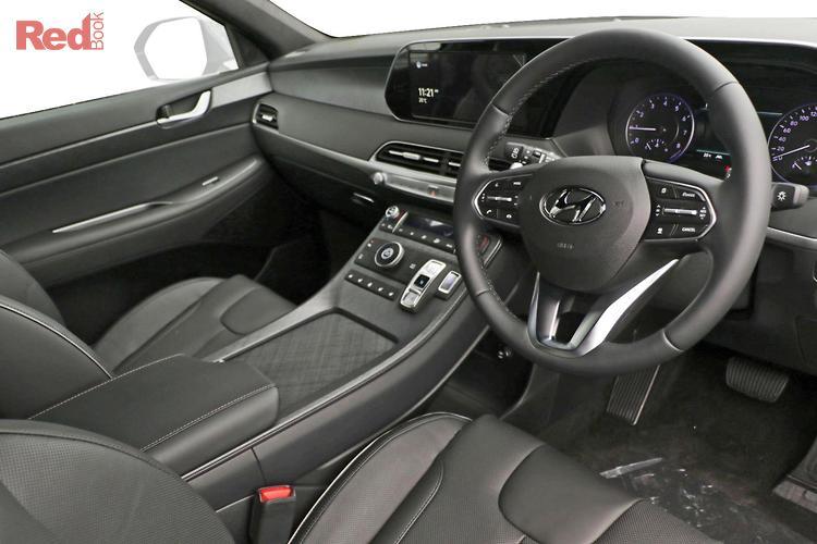 2021 Hyundai Palisade Highlander LX2.V2 MY22