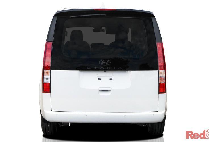 2021 Hyundai Staria Load  US4.V1 MY22