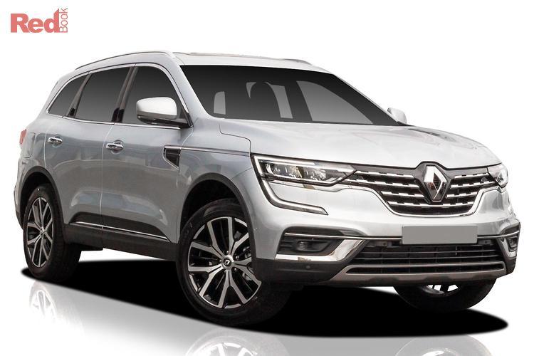 2021 Renault Koleos Intens HZG MY21