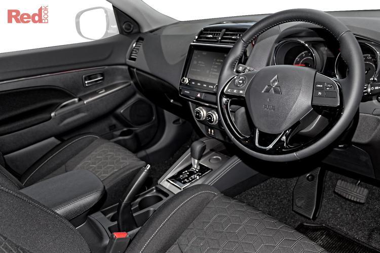 2021 Mitsubishi ASX ES Plus XD MY21