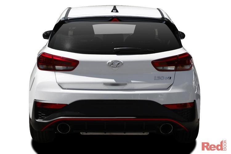 2021 Hyundai I30 N PDE.V4 MY22