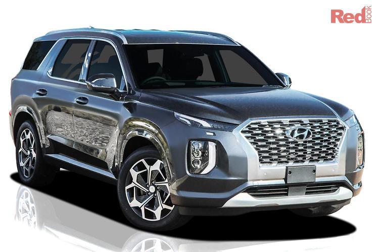 2021 Hyundai Palisade Highlander LX2.V2 MY22 AWD