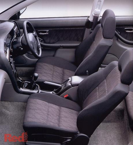 2003 Subaru Liberty GX 3GEN MY03 Four Wheel Drive