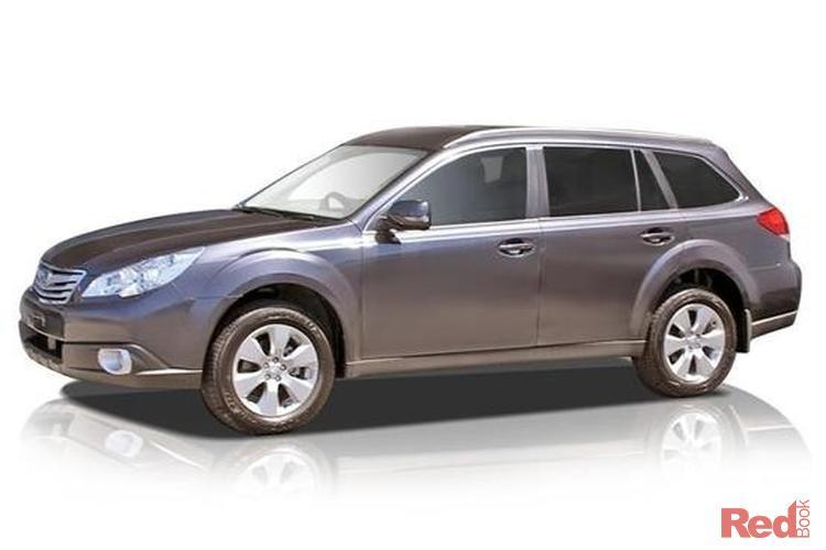 2011 Subaru Outback 2.5I Premium 4GEN MY12
