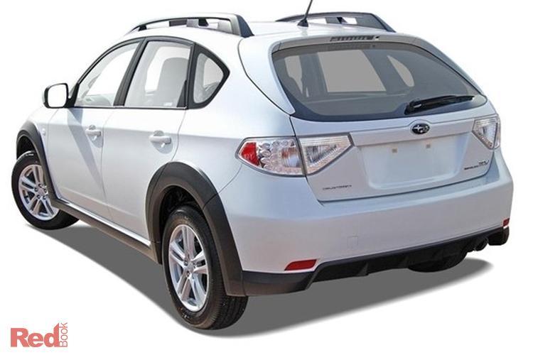 2010 Subaru Impreza XV G3 MY11