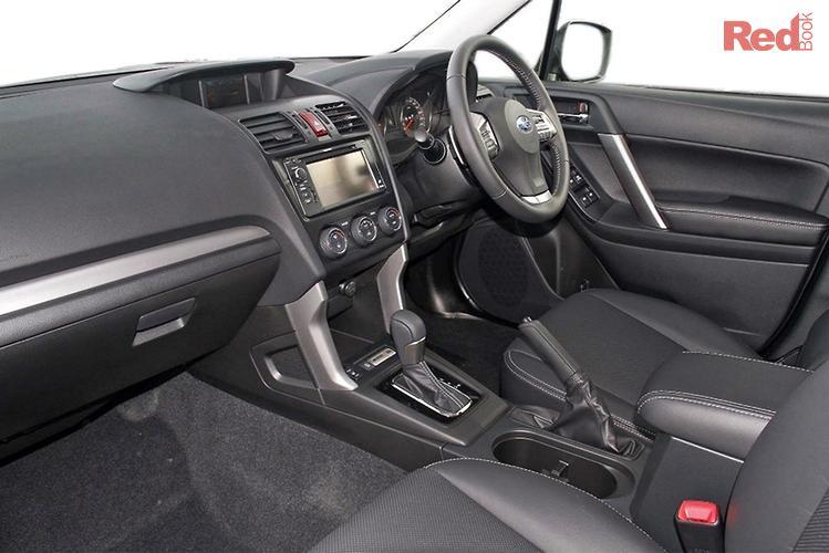 2013 Subaru Forester 2.5I-S S4 MY13