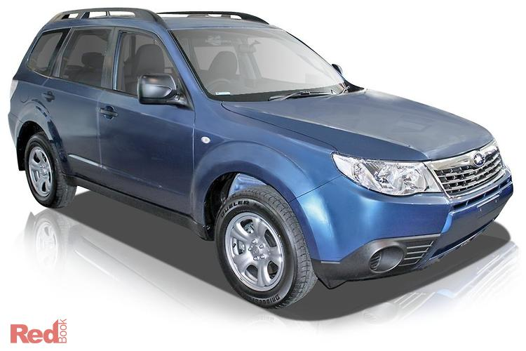 2010 Subaru Forester X S3 MY10