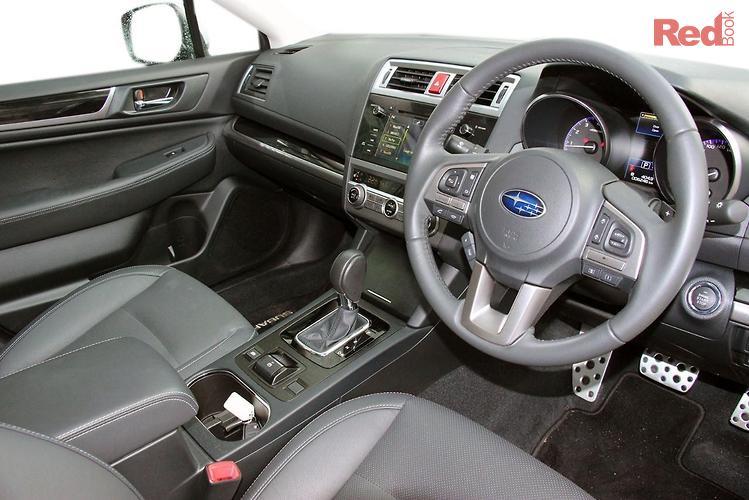 2015 Subaru Liberty 2.5I Premium 6GEN MY15 Four Wheel Drive