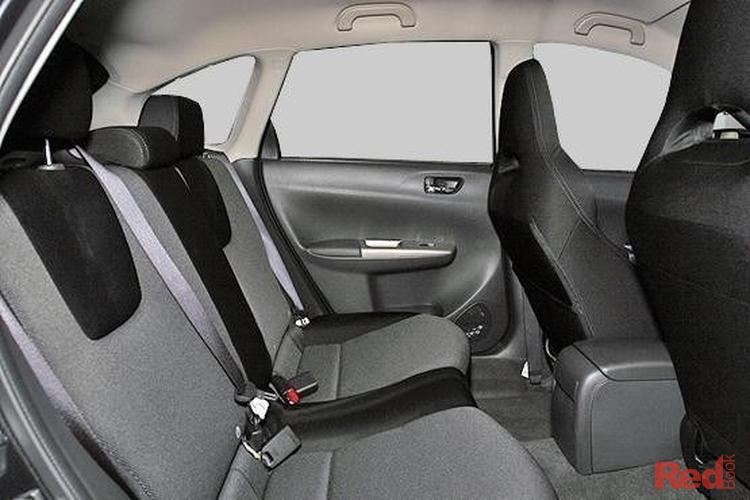 2008 Subaru Impreza RS G3 MY08