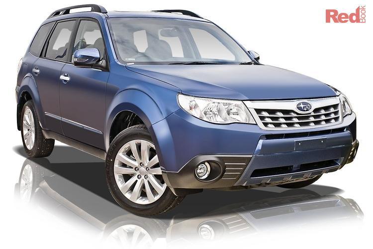 2011 Subaru Forester XS Premium S3 MY11 Four Wheel Drive