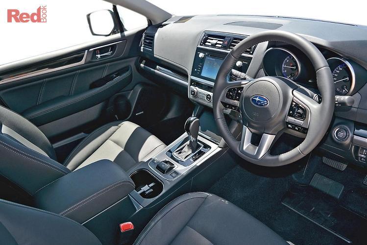 2015 Subaru Outback 3.6R 5GEN MY16
