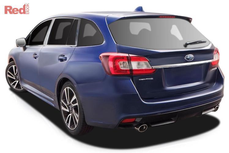 2017 Subaru Levorg 2.0 GT-S V1 MY17