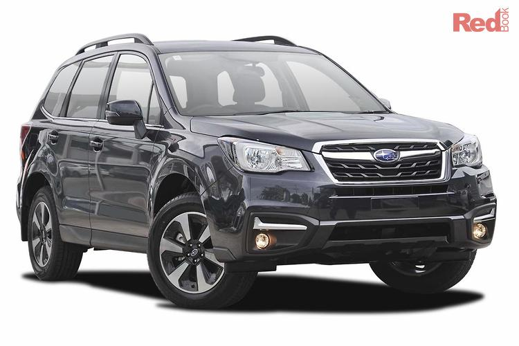 2016 Subaru Forester 2.0D-L S4 MY16