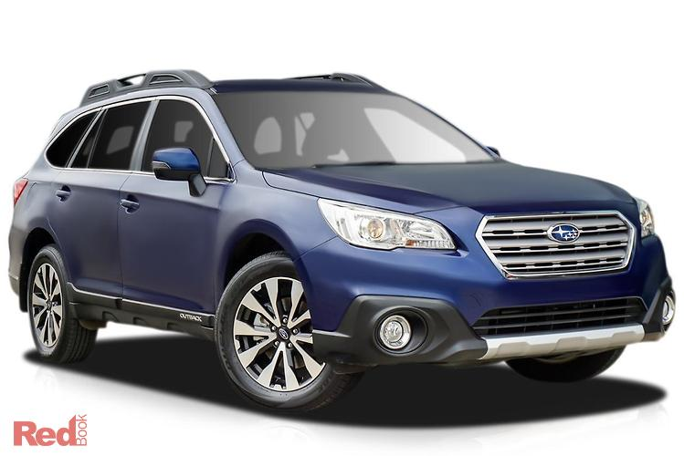 2016 Subaru Outback 2.5I 5GEN MY16
