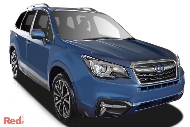 2017 Subaru Forester 2.5I-S S4 MY17