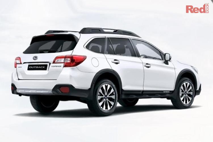 2017 Subaru Outback 2.5I Premium 5GEN MY17 AWD