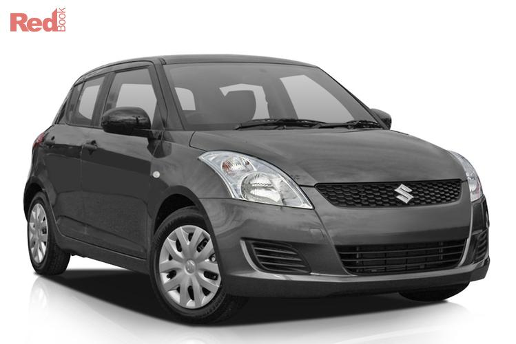 2013 Suzuki Swift GA FZ MY13