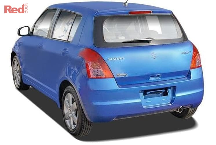 2009 Suzuki Swift 100TH Anniversary RS415