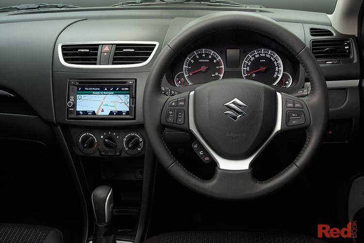 2014 Suzuki Swift GL Navigator FZ MY14