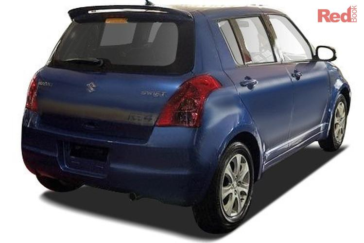 2010 Suzuki Swift RE4 RS415