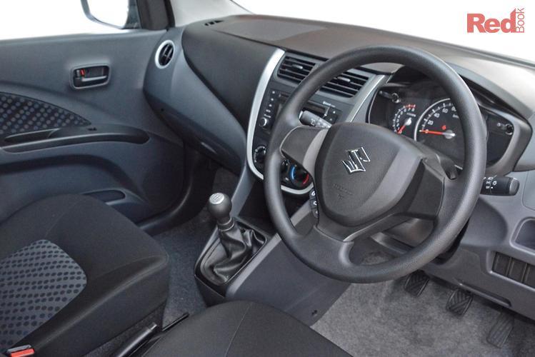 2015 Suzuki Celerio LF