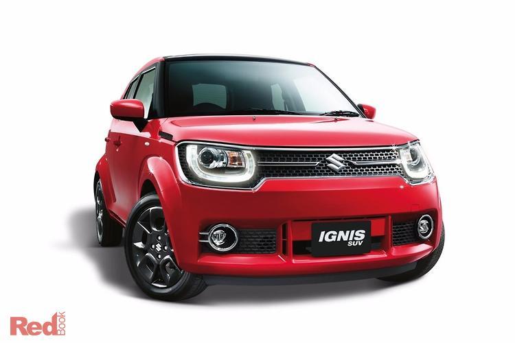 2018 Suzuki Ignis GLX MF