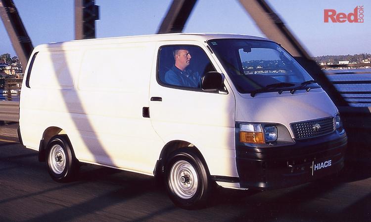 2001 Toyota Hiace SWB RZH103R