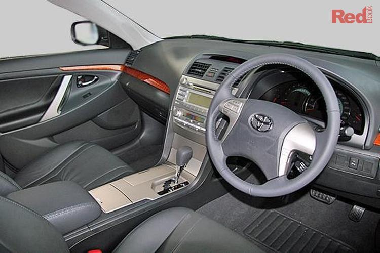 2008 Toyota Aurion Prodigy GSV40R
