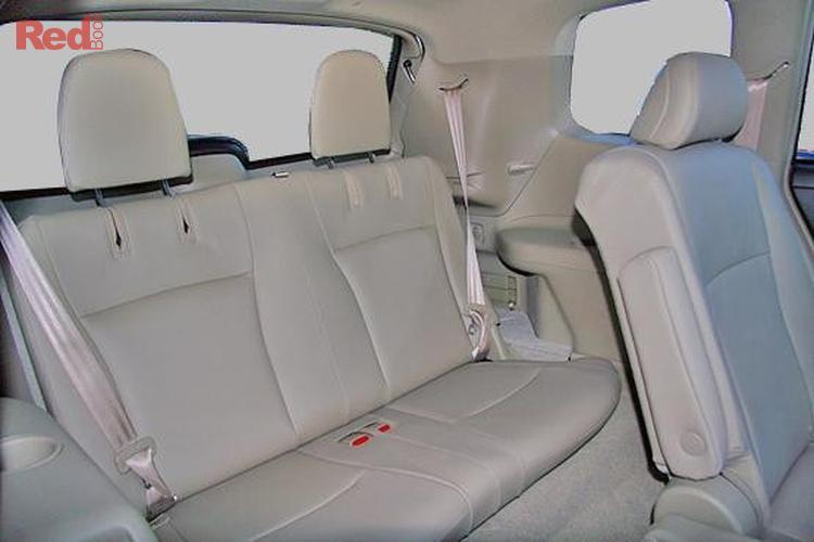 2009 Toyota Kluger Grande GSU45R AWD