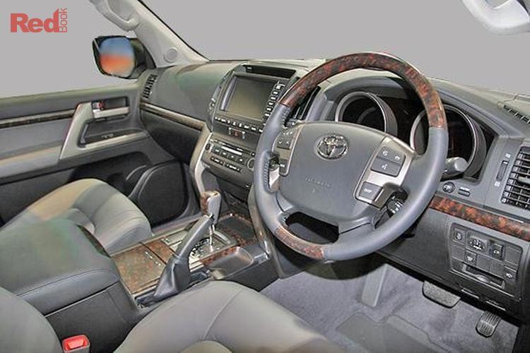 2008 Toyota Landcruiser Sahara UZJ200R 4X4 Constant