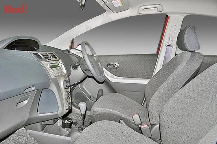 2010 Toyota Yaris YR NCP90R MY10