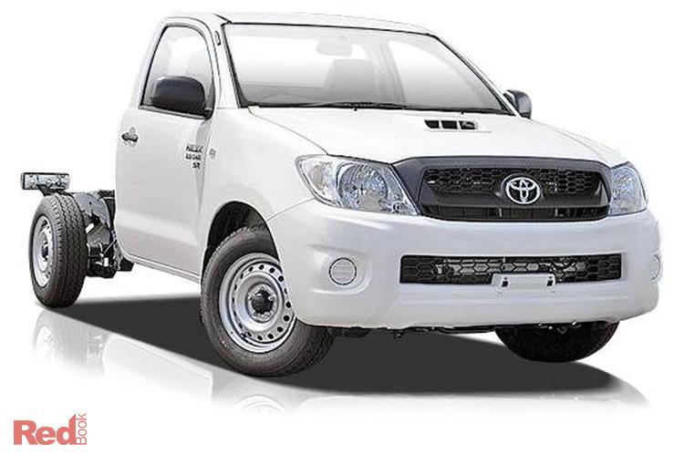 2009 Toyota Hilux SR KUN16R MY09
