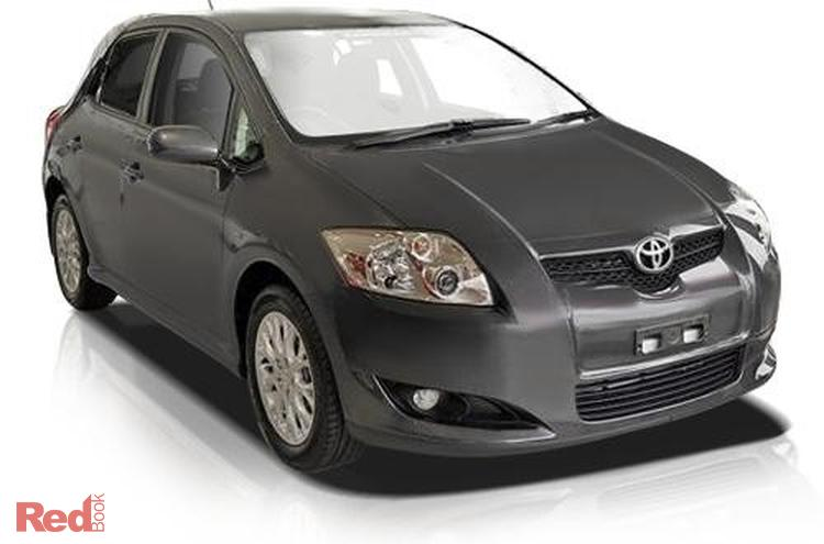 2009 Toyota Corolla Edge ZRE152R