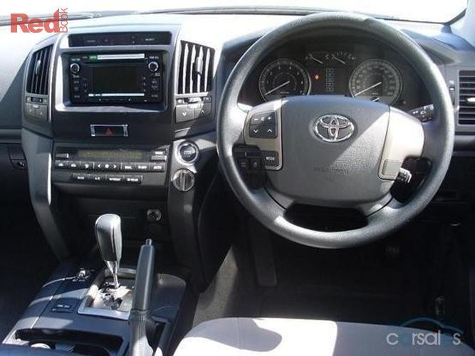 2010 Toyota Landcruiser GXL VDJ200R MY10 4X4 Constant