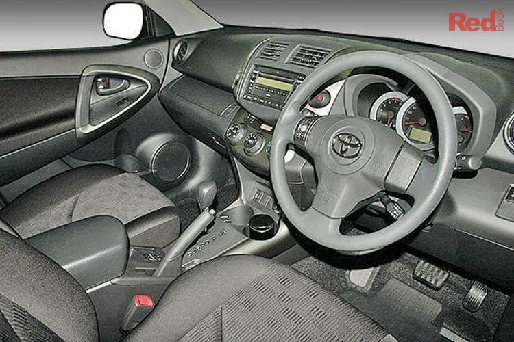 2009 Toyota RAV4 CV ACA33R MY09