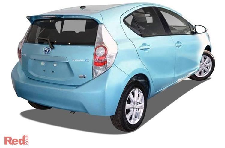 2012 Toyota Prius C I-Tech NHP10R