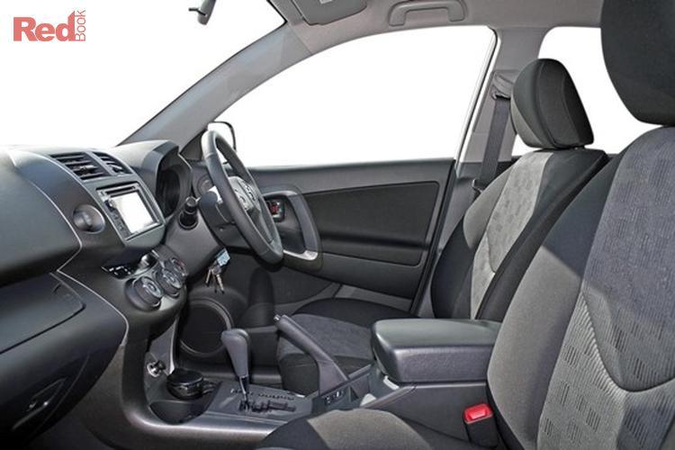 2012 Toyota RAV4 Altitude ACA33R MY12