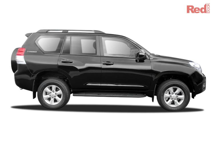 2013 Toyota Landcruiser Prado GXL KDJ150R 4X4 Constant