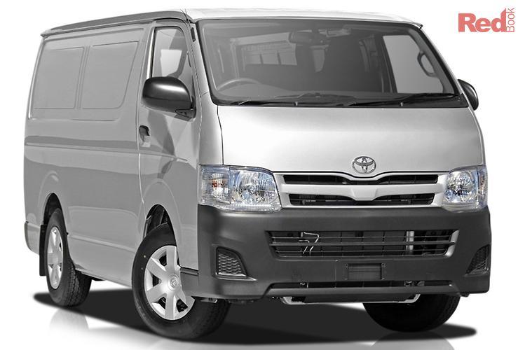 2013 Toyota Hiace LWB KDH201R MY12