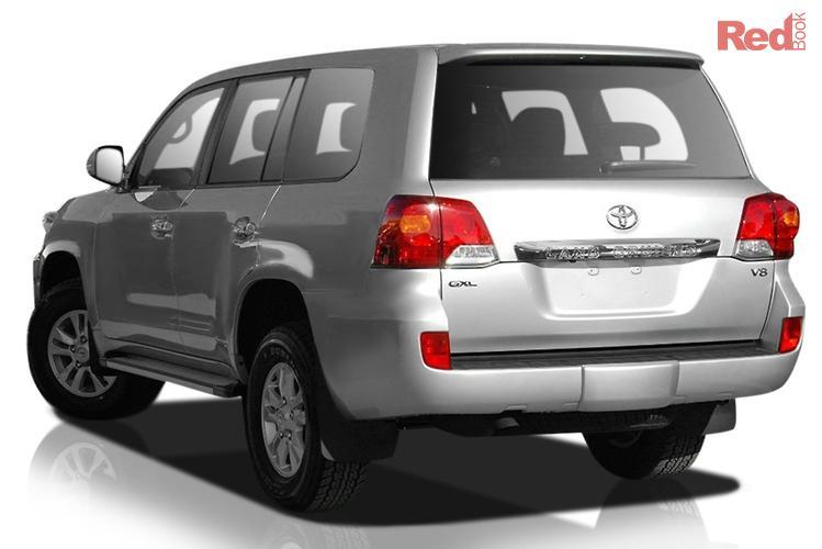 2013 Toyota Landcruiser GXL VDJ200R MY13