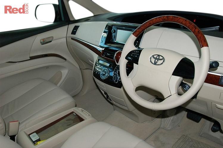 2014 Toyota Tarago Ultima GSR50R MY13