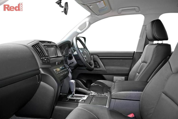 2012 Toyota Landcruiser Altitude VDJ200R MY12 4X4 Constant