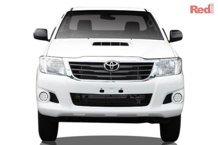 2015 Toyota Hilux SR KUN16R MY14