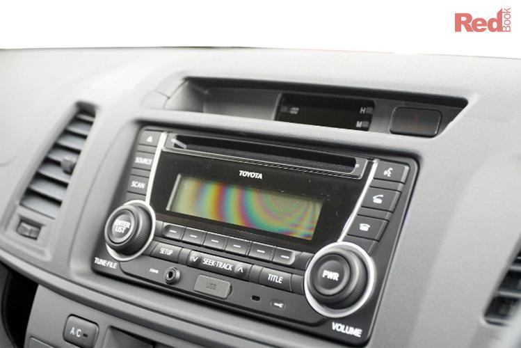 2014 Toyota Hilux SR KUN16R MY14