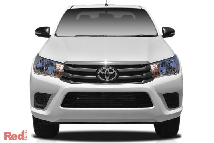 2016 Toyota Hilux SR GUN126R 4X4 Dual Range