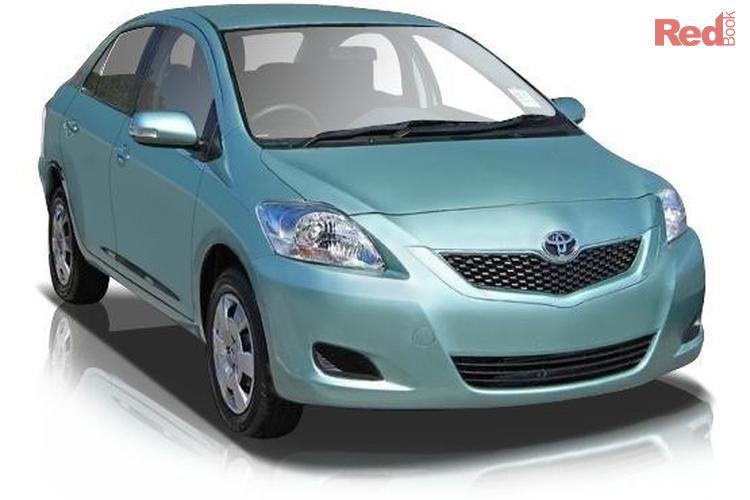 2012 Toyota Yaris YRS NCP93R MY11