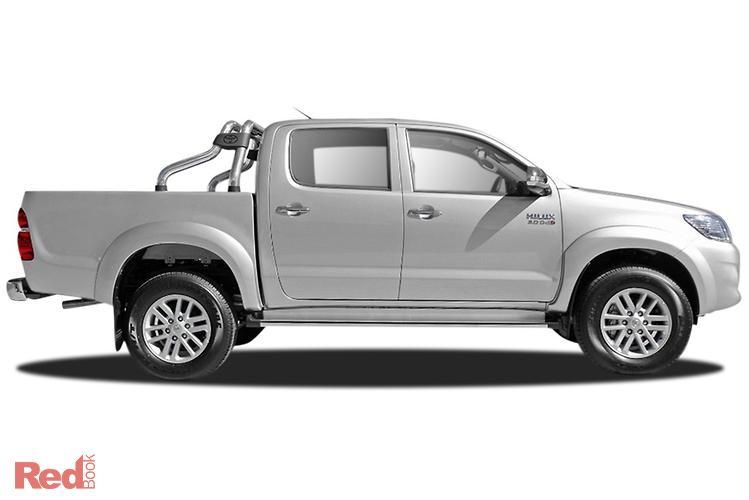 2014 Toyota Hilux SR5 KUN26R MY14