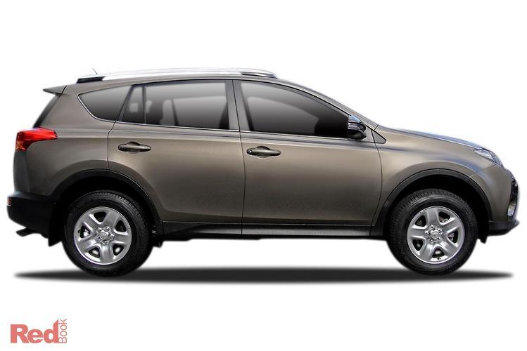 2015 Toyota RAV4 GX ZSA42R MY14