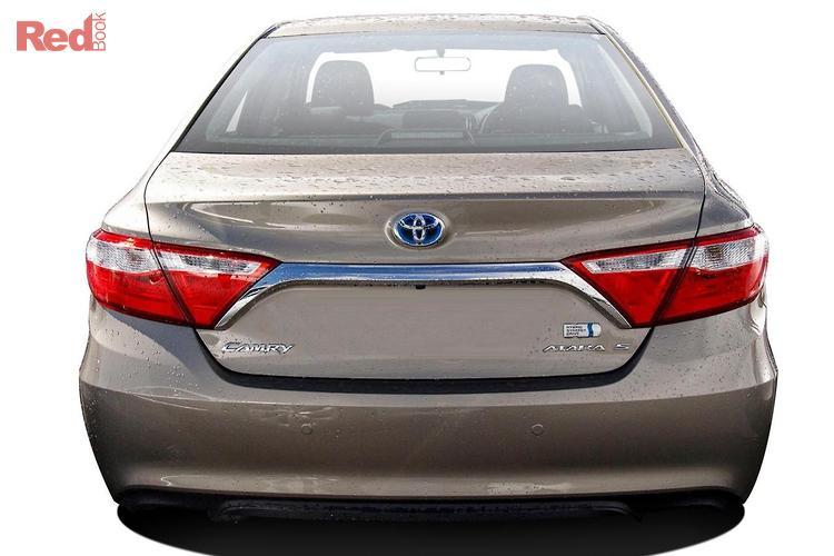 2015 Toyota Camry Atara S AVV50R