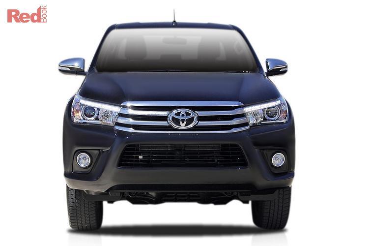 2015 Toyota Hilux SR5 GUN126R 4X4 Dual Range